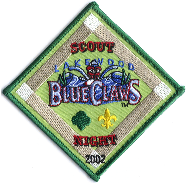 BlueClaws 2002