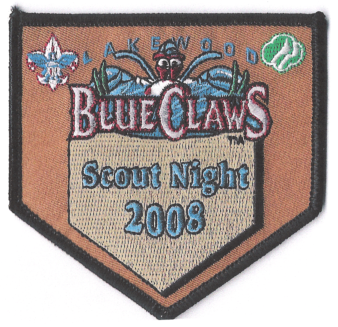 BlueClaws 2008