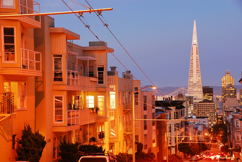 Good View Apartments For Rent By San Francisco Neighborhood