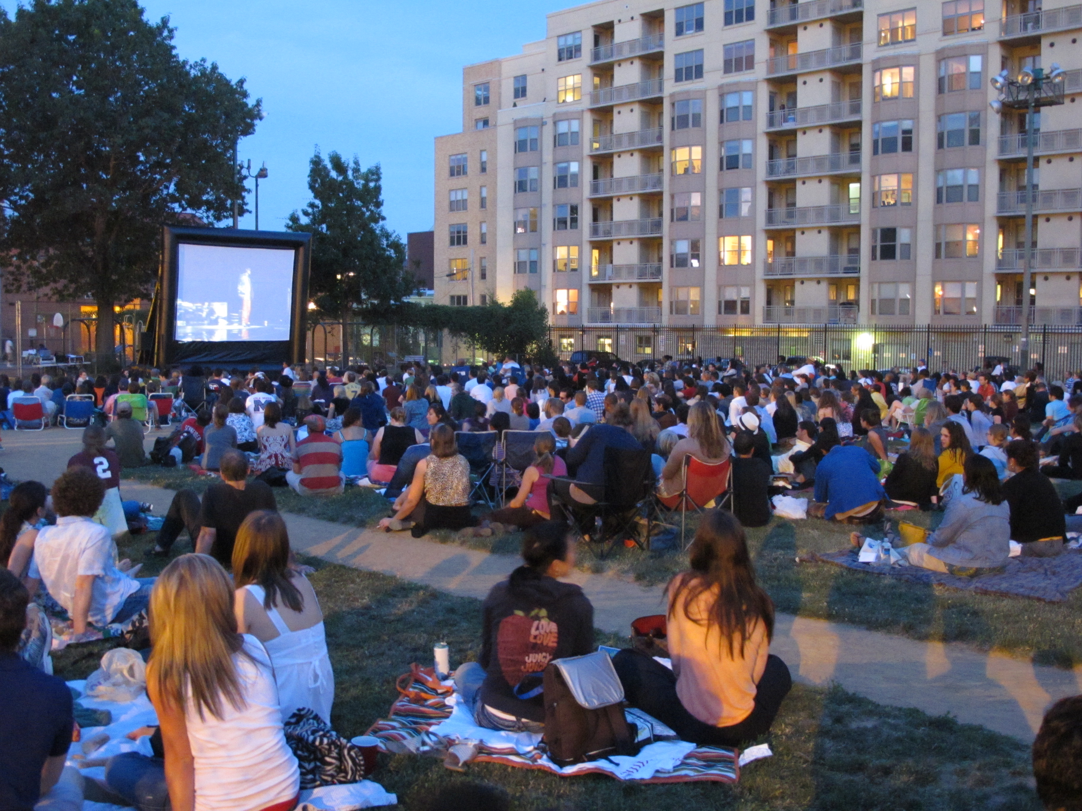 U street movie series launches second season meridian for Furniture u street dc