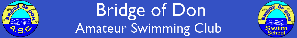 Bridge of Don Amateur Swimming Club