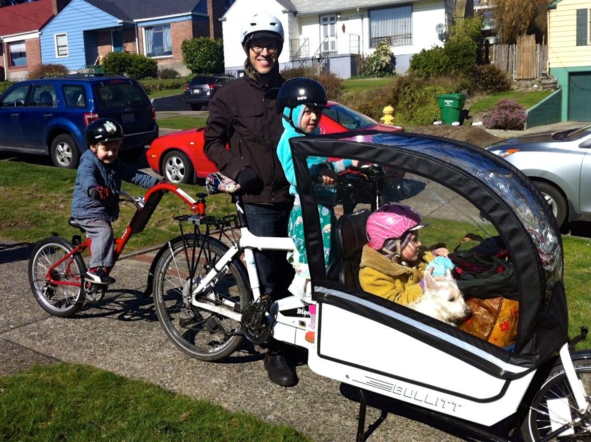 Totcycle Family Biking