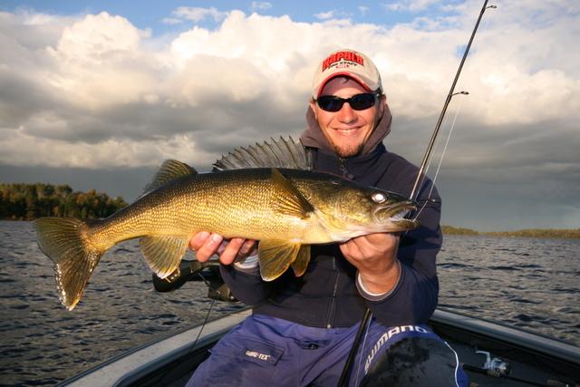 Gustafson outdoors open water fishing trips for Gustafson s smoked fish