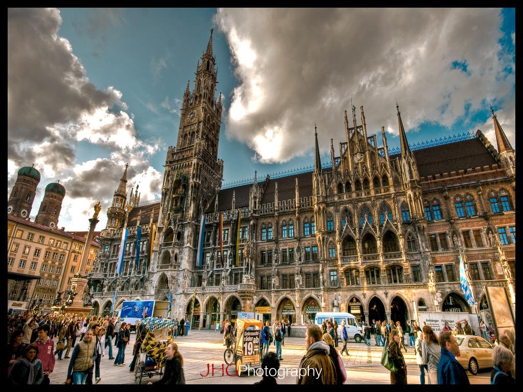 Munich Wallpaper Jhg Photography Photographe En Suisse