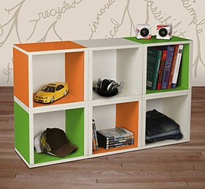 Storage Cubes. Image by The Ultimate Green Store. & Great Looking Eco-Friendly Furnishing Ideas For Dorm and Small ...