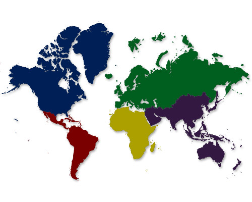 world map asia on left. world map asia on left