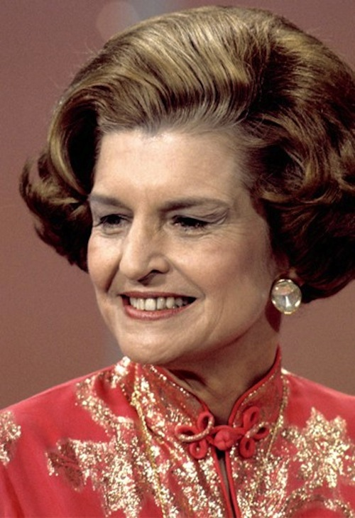 Betty Ford In Pictures Home Mrs O Follow The Fashion