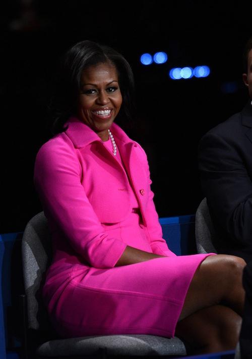 CELEB INSPIRATION: Michelle Obama
