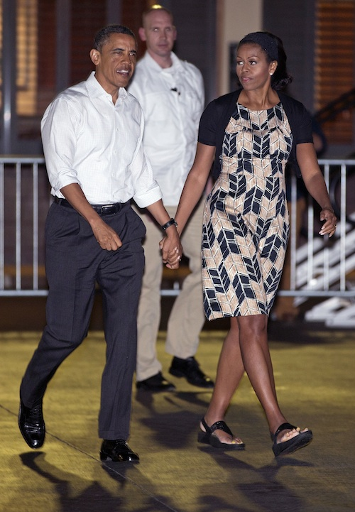 Michelle Obama S Fitflops
