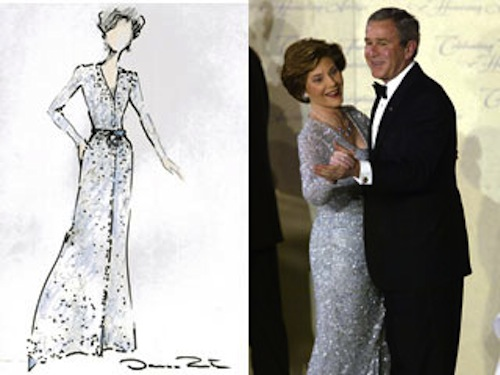 First Lady, Second Gown - Home - Mrs.O - Follow the Fashion and ...