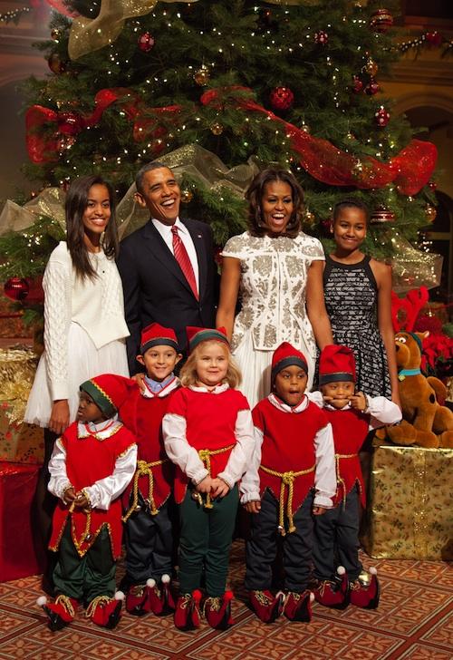 AP576166923400 - Christmas in Washington