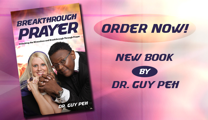 breakthrough prayer book