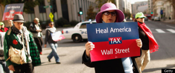 Wall Street HFT tax favored by most people