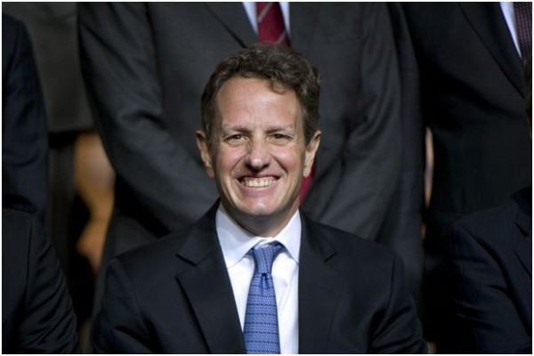 Tim geithner resume