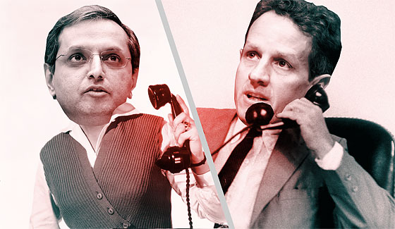 Geithner Hero >> Geithner & Rubin Stopped Bair From Firing Vikram Pandit - Home - The Daily Bail