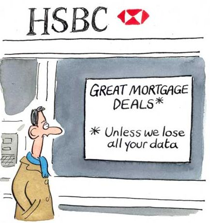 HSBC Mortgage Services Sucks!