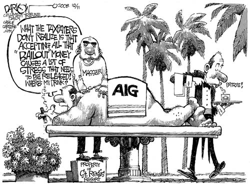 The Real Scandal of AIG
