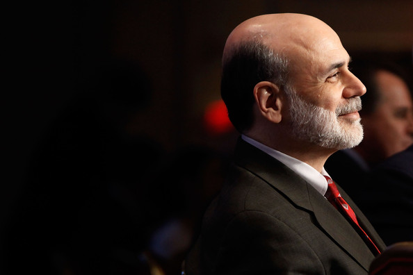 Fed Chairman Bernanke