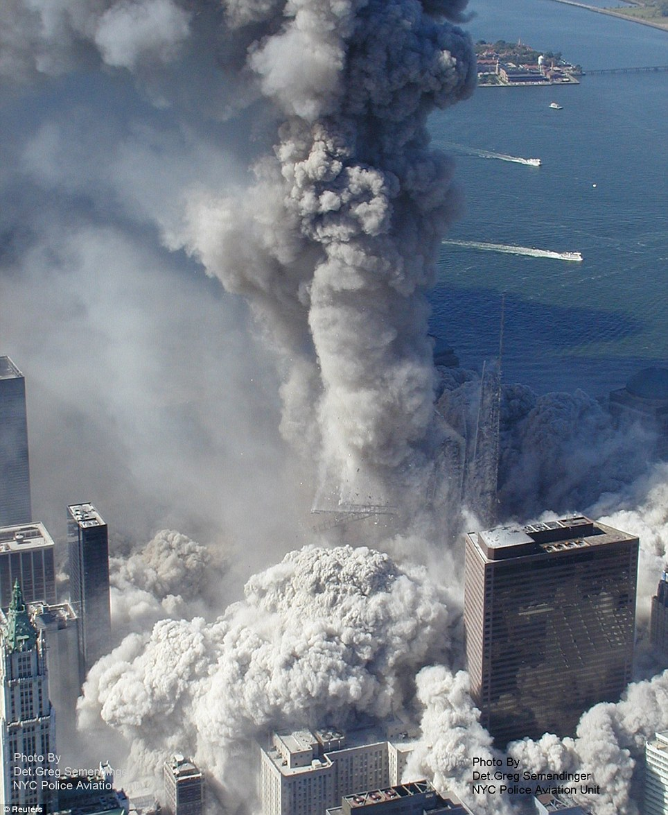 A video of the collapse of Building 7 of the World Trade Center on September 11 that was considered lost was found
