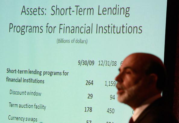 Bernanke and the Fed