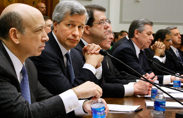 How Jamie Dimon's Bailout Forced Me To Become A Subprime ...