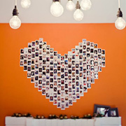 Instax Photo Wall Art by The Image is Found