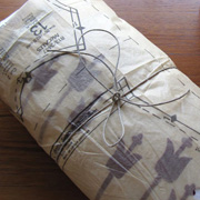 Sewing Pattern Gift Wrap by Rikkianne