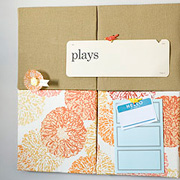 DIY Canvas Frame Inspiration Boards by Janice