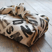 Fabric Gift Wrapping by Bookhou