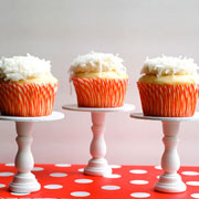 DIY Mini Cupcake Stands from Modern Moments