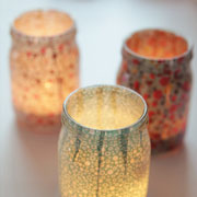 DIY Votives from Fellow Fellow Blog