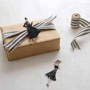 DIY Fabric Gift Wrapping