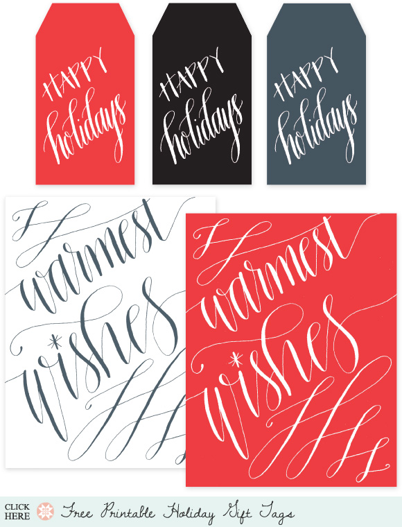 Holiday roundup awesome free gift tag printables home