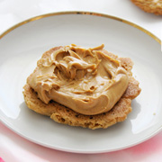 Half-way to Heaven Peanut Butter Cookies