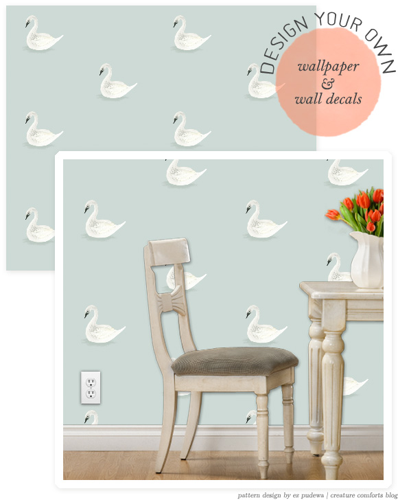 Design Your Own Wallpaper And Wall Decals