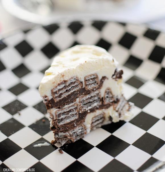 recipe: chocolate wafer ice cream cake [5]
