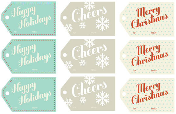 A super duper free printable holiday gift tag roundup home free gift tags by miss pickles press negle Choice Image