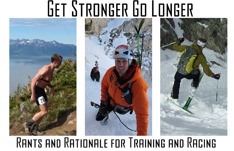 Get Stronger, Go Longer