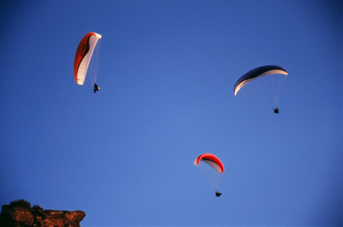 California Tour - iParaglide - Paragliding Vancouver BC Canada