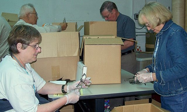 Eyeglass Recycling Center at Melwood - Olney (Maryland) Lions Club