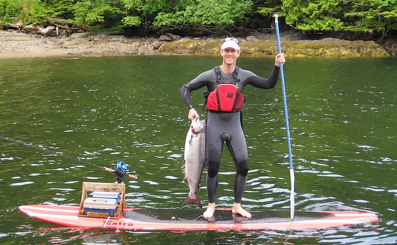 Fly fishing blog photos podcasts travel gear for Fly fishing paddle board