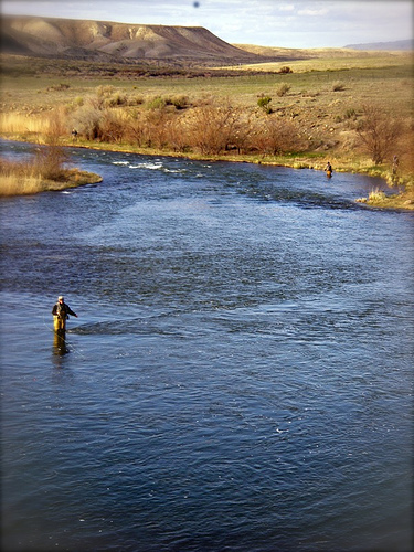 Fly fishing blog photos podcasts travel gear for Casper wyoming fly fishing