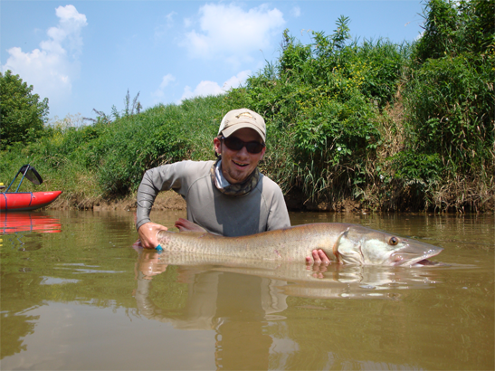 Fly fishing blog photos podcasts travel gear for Muskie fishing ohio