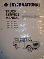 service manuals scout pluss international harvester ihc rh scoutpluss com Scout 800 Craigslist international scout 800 service manual
