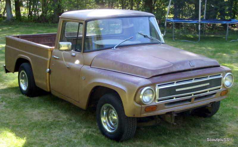 Photos - Scout Pluss!! - International Harvester, IHC, Scout