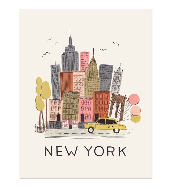 rifle paper co rifle blog happy weekend new york. Black Bedroom Furniture Sets. Home Design Ideas