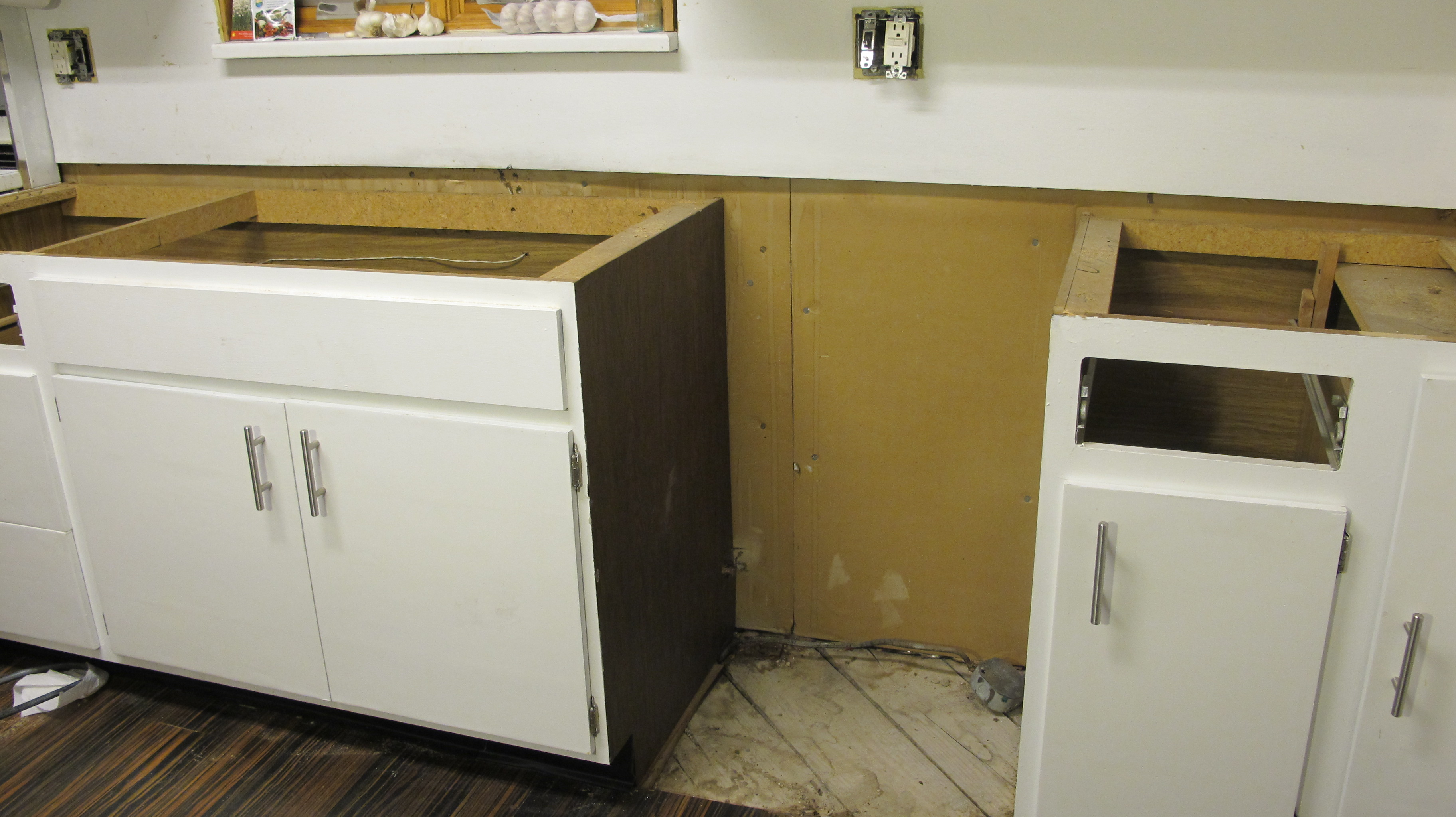Countertop Dishwasher Permanent Installation : Kitchen Countertops: Ikea 96
