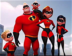 02f5c3f9b NYSportsJournalism.com - Incredibles 2 Draws On ASICS For Marketing ...