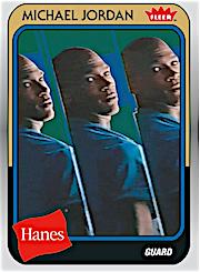 e87ea7511a1c NYSportsJournalism.com - Hanes Unveils Michael Jordan Cards In ...