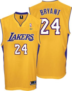 NYSportsJournalism.com - Kobe Tops Global Jersey Sales - Kobe